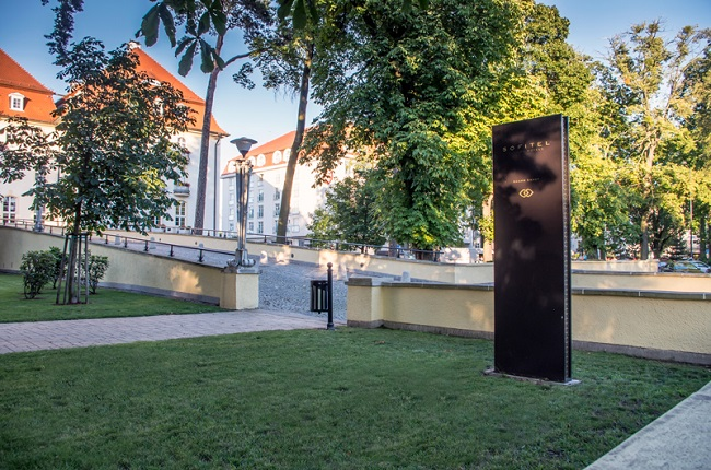pylony - reklamowe - gdansk